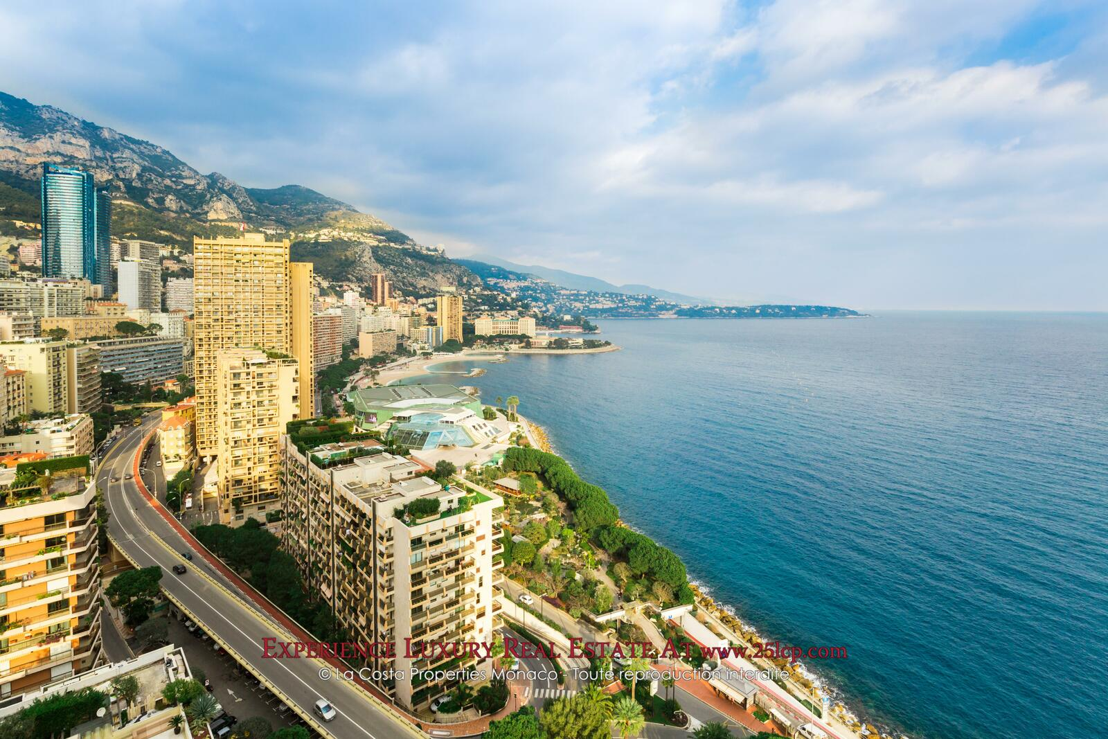La Costa Properties Monaco : Between the Casino and the beach - The Mirabeau