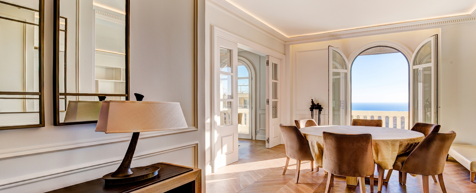 "La Costa Properties Monaco : ""Bourgeois"" apartment - overlooking Monaco"