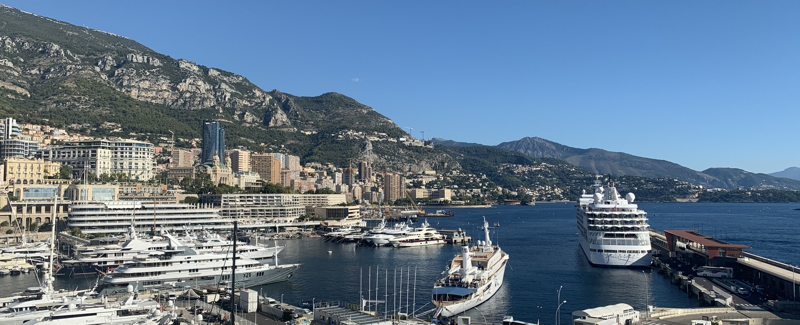 La Costa Properties Monaco : Beautiful 2-room apartment - Port of Monaco