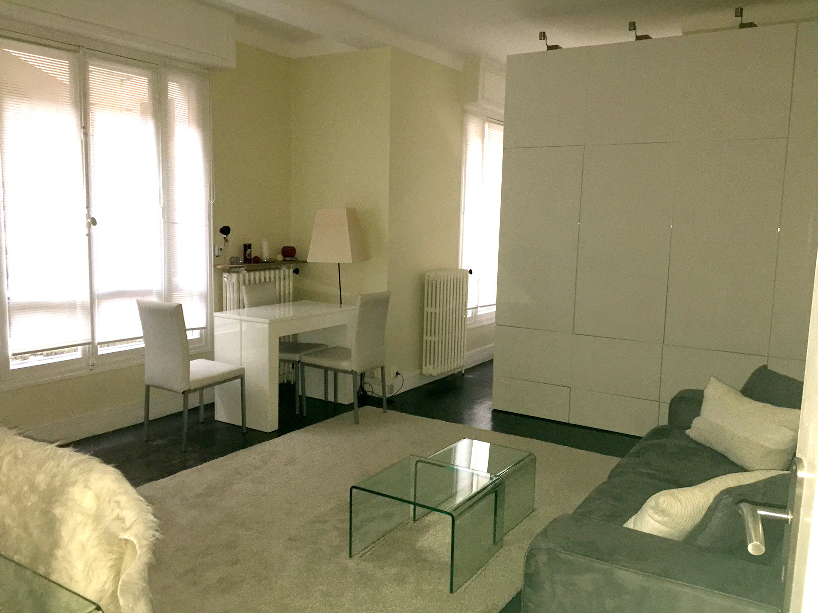 Studio Apartment Separate Sleeping Area quiet residential area - studio apartment - la costa properties monaco